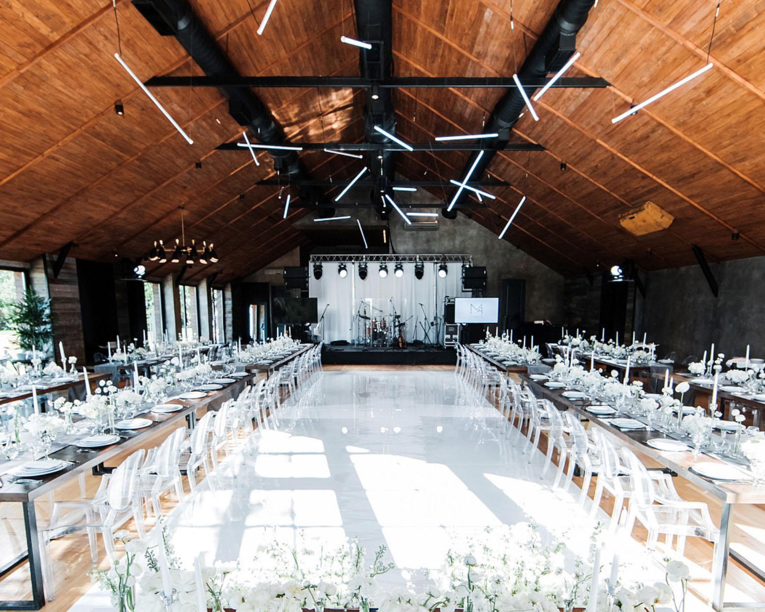 свадьба в клубе москва